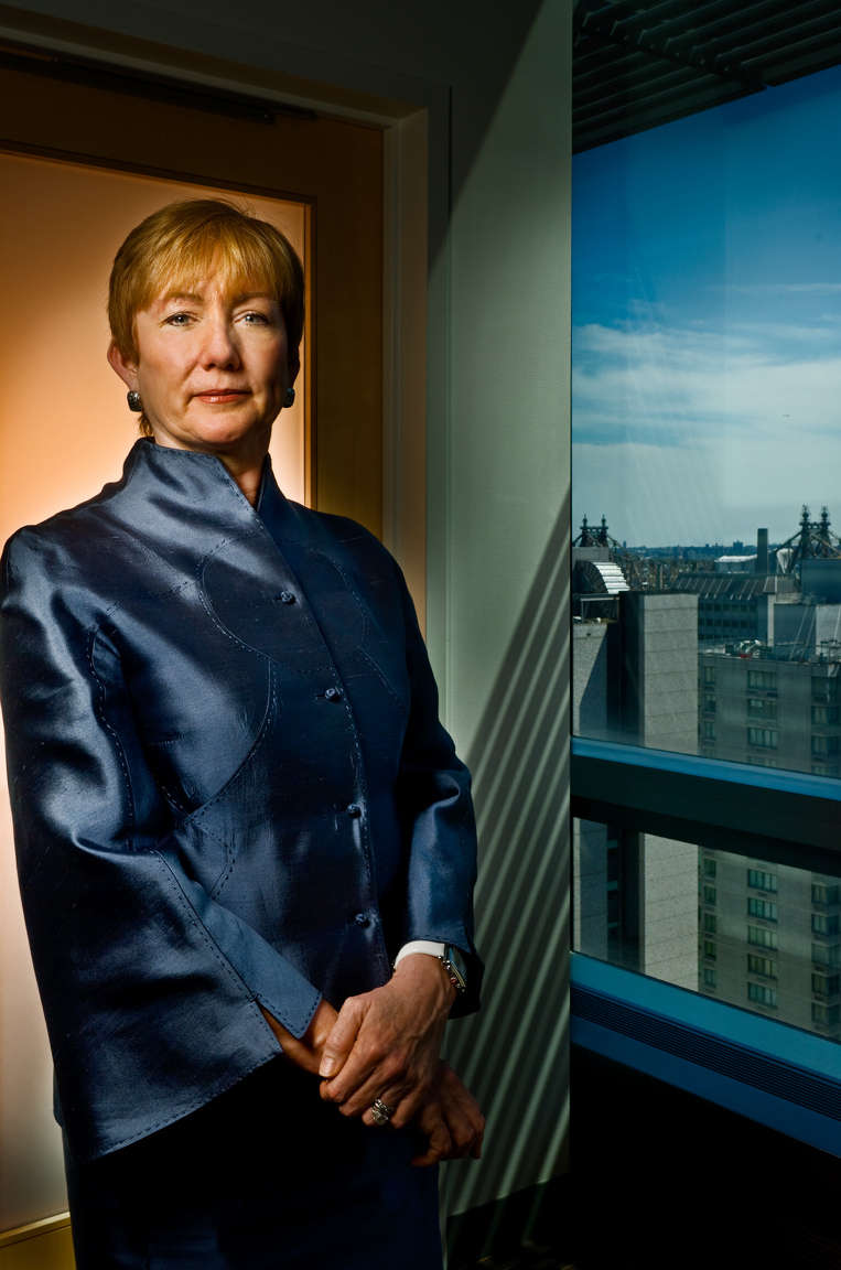 Dr. Morrow, author of Breast Cancer for Dummies at Sloan Kettering hospital NYC for Penn State alumni magazine : Corporate Portraits : NY - Portrait Photographer Video, Architectural, Corporate Editorial Location Photography