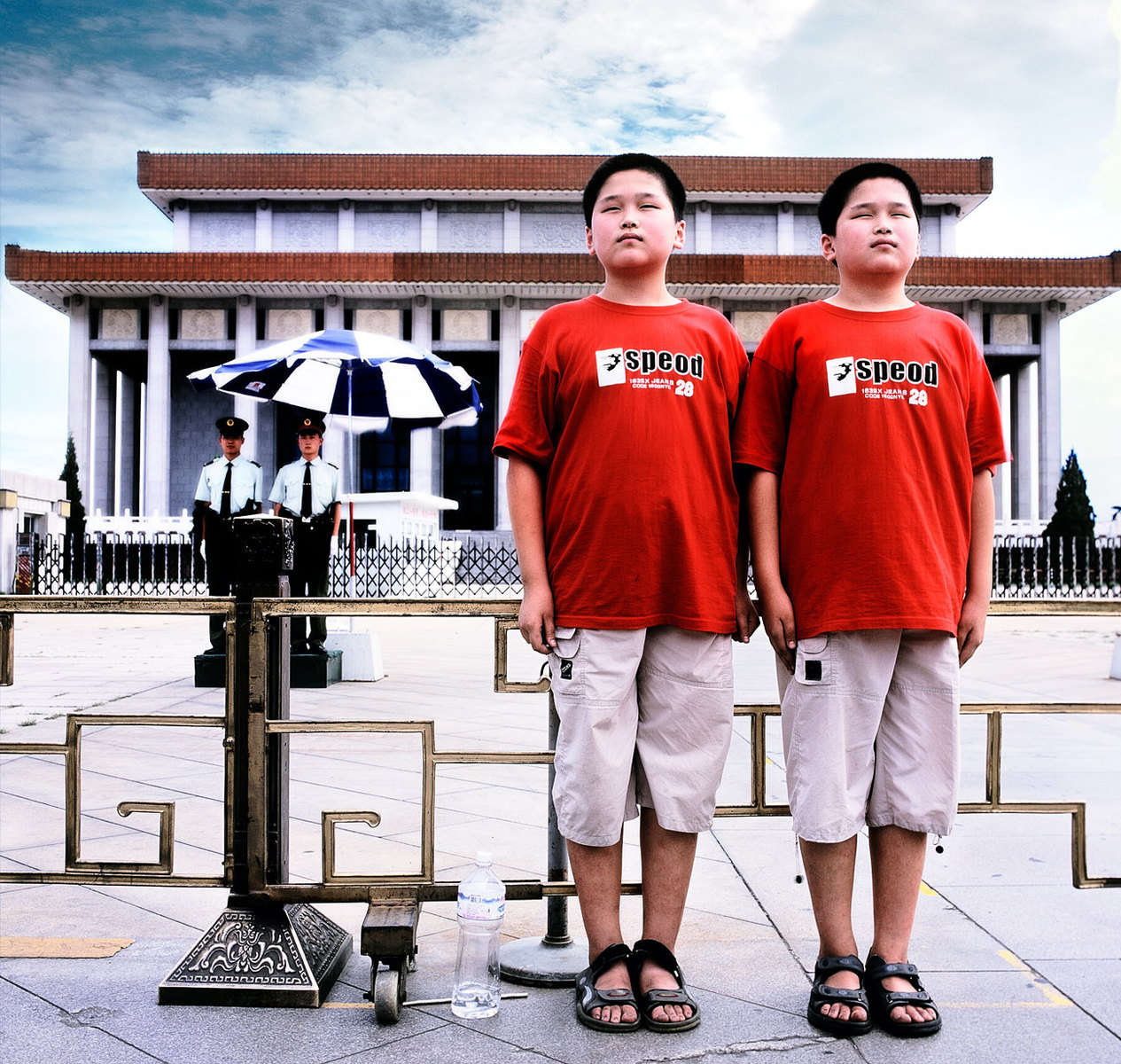 Contemporary China Tiananmen Square  : On The Road : NY - Portrait Photographer Video, Architectural, Corporate Editorial Location Photography