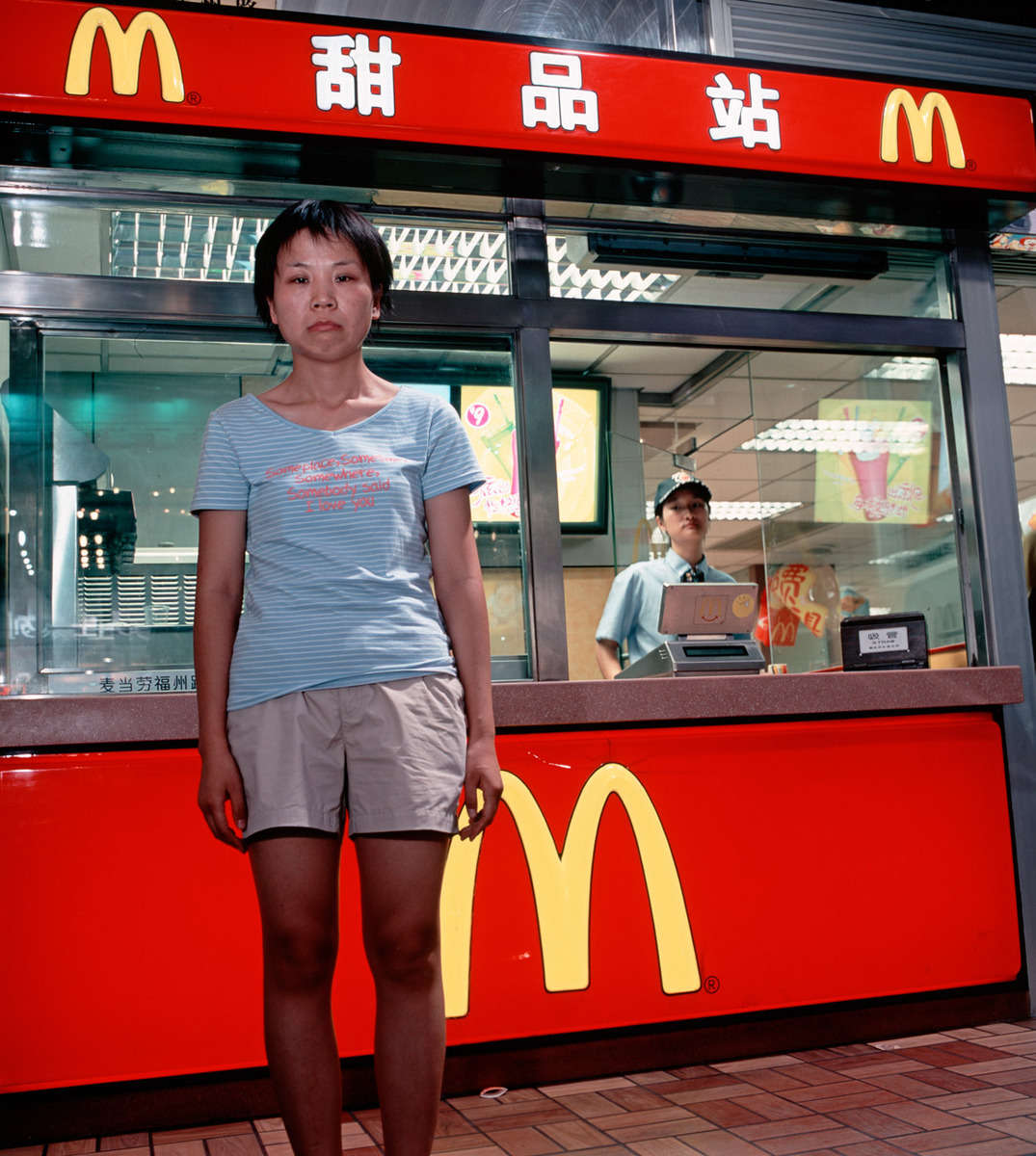 Happy Meal time in Shanghai, China : On The Road : NY - Portrait Photographer Video, Architectural, Corporate Editorial Location Photography