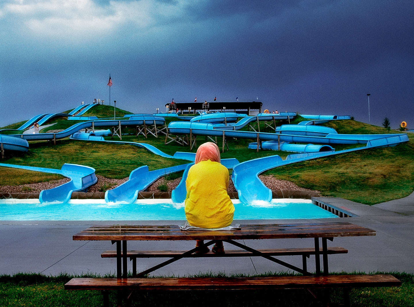 South Dakota water slides - Stock : On The Road : NY - Portrait Photographer Video, Architectural, Corporate Editorial Location Photography