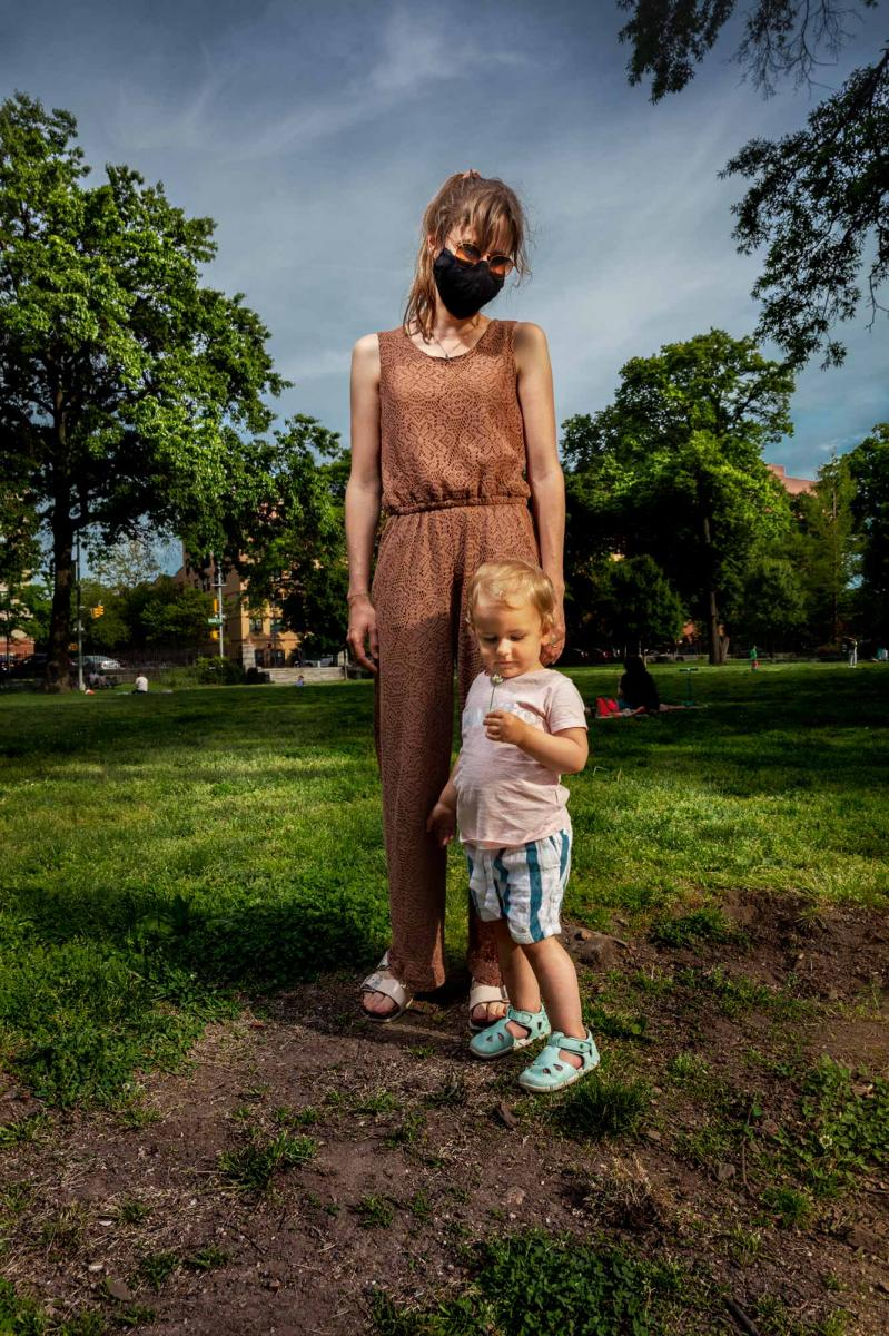 Emma D. and 23 month old Leonor : Lock Down Park Portraits : NY - Portrait Photographer Video, Architectural, Corporate Editorial Location Photography